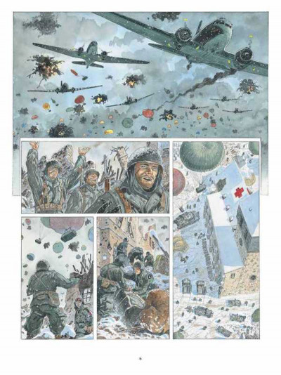 Page 3 Airborne 44 tome 6