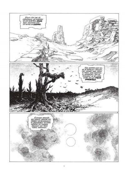 Page 1 Le grand pouvoir du chninkel - édition luxe