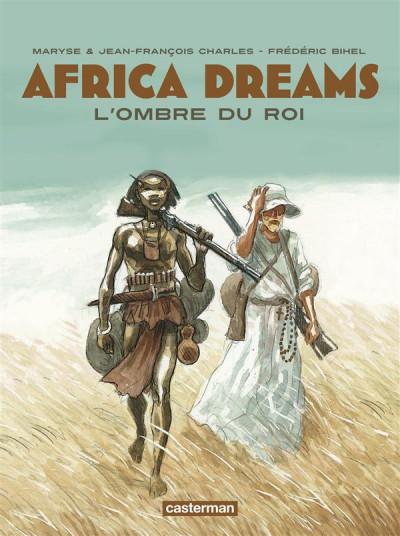Couverture Africa dreams tome 1 - l'ombre du roi - prix spécial
