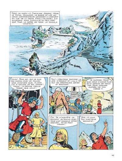 Page 2 Chevalier ardent intégrale tome 2 (nouvelle édition)