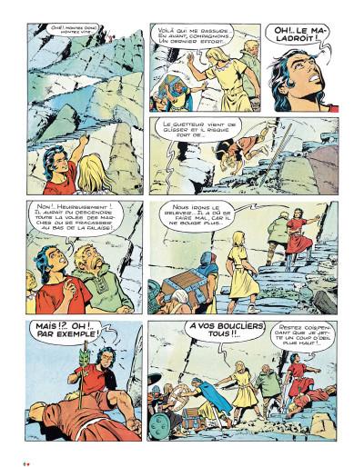 Page 3 Chevalier ardent intégrale tome 2 (nouvelle édition)