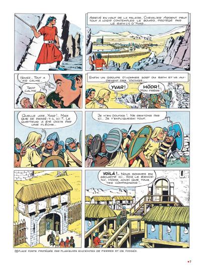 Page 4 Chevalier ardent intégrale tome 2 (nouvelle édition)