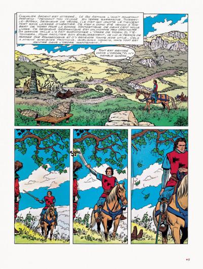 Page 1 Chevalier ardent intégrale tome 3 (nouvelle édition)