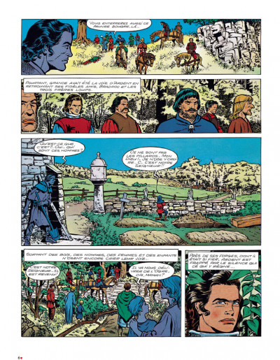 Page 2 Chevalier ardent intégrale tome 3 (nouvelle édition)