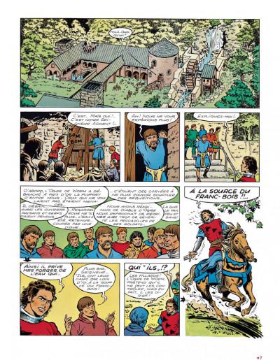 Page 3 Chevalier ardent intégrale tome 3 (nouvelle édition)