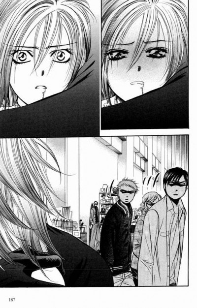 Page 4 Skip beat tome 33