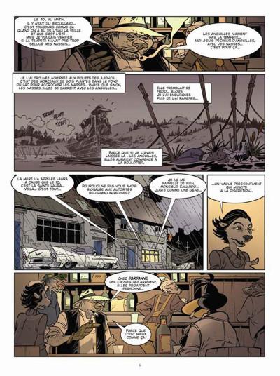 Page 4 Canardo tome 23 - mort sur le lac