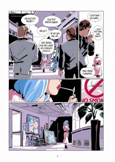 Page 2 Lastman tome 4
