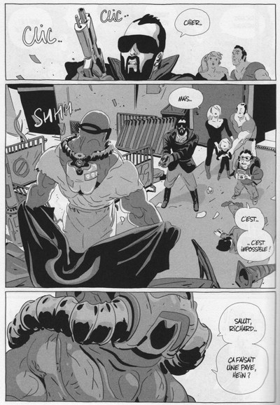 Page 0 Lastman tome 5