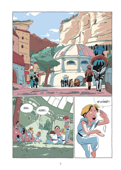 Page 6 Lastman tome 5
