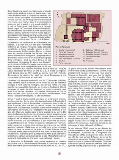 Page 3 Les voyages d'Alix - Persepolis (édition 2014)