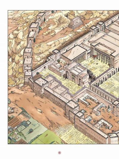 Page 4 Les voyages d'Alix - Persepolis (édition 2014)