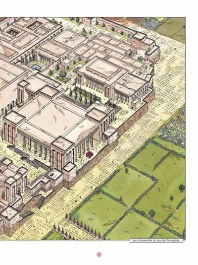 Page 5 Les voyages d'Alix - Persepolis (édition 2014)