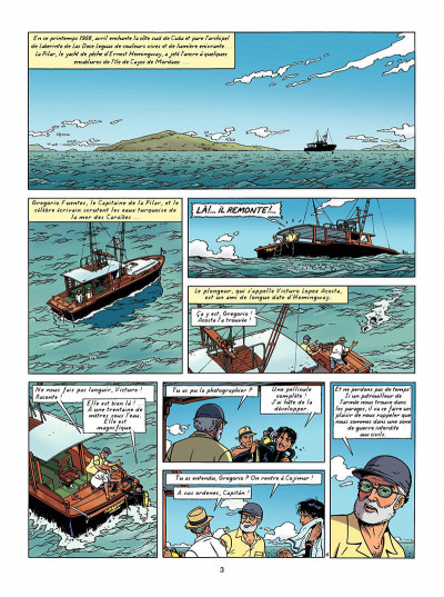 Page 2 Lefranc tome 25
