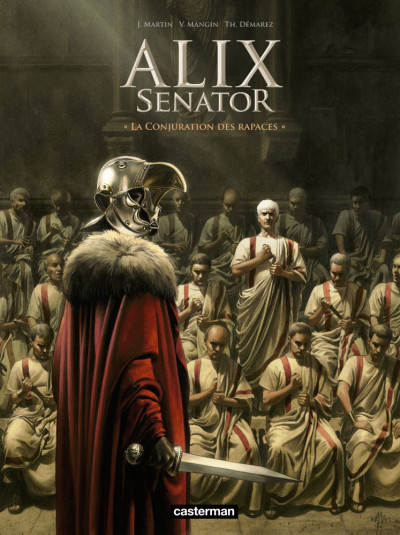 Couverture Alix Senator tome 3