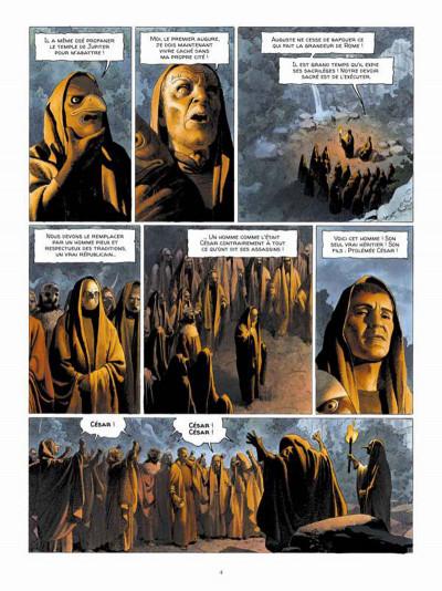 Page 2 Alix Senator tome 3