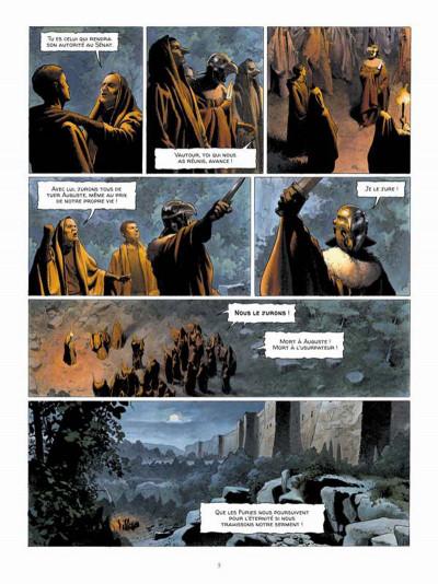 Page 3 Alix Senator tome 3