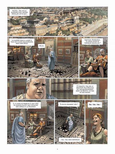Page 4 Alix Senator tome 3