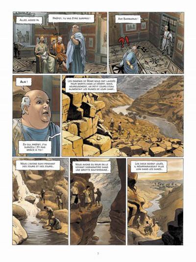 Page 5 Alix Senator tome 3