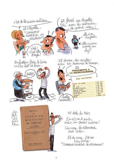 Page 2 Comment nourrir un régiment