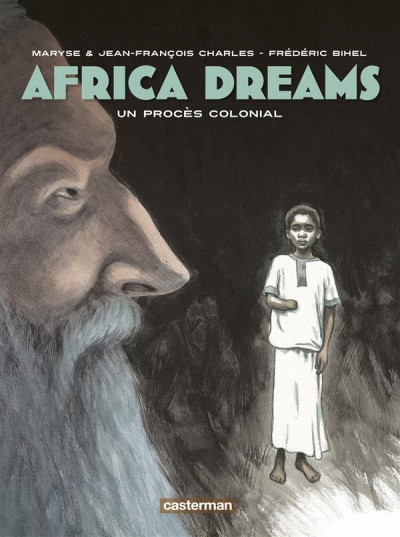 Couverture Africa dreams tome 4