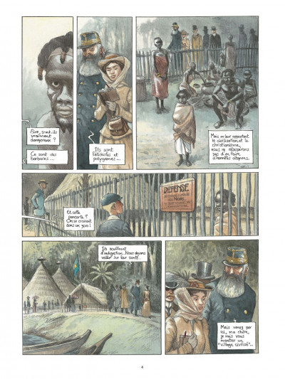 Page 2 Africa dreams tome 4