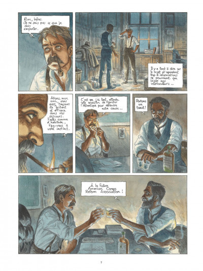 Page 5 Africa dreams tome 4