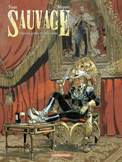 Couverture Sauvage tome 2