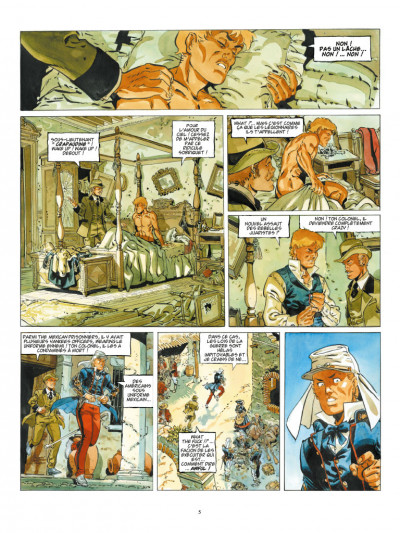 Page 3 Sauvage tome 2