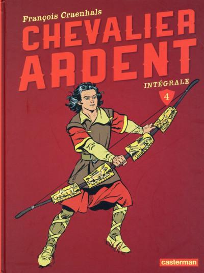 image de Chevalier ardent intégrale tome 4