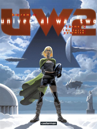 Couverture Universal war two tome 2