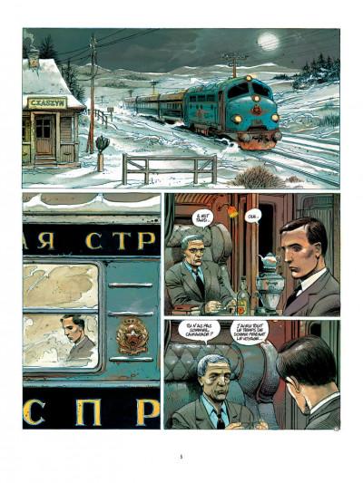 Page 1 Partie de chasse (édition 30 ans)