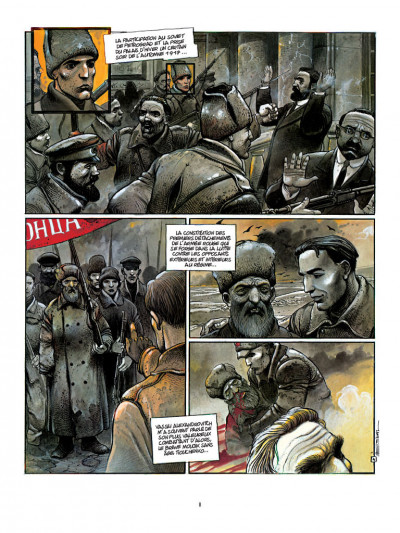 Page 4 Partie de chasse (édition 30 ans)