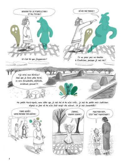 Page 7 Niki Le Jardin Des Secrets