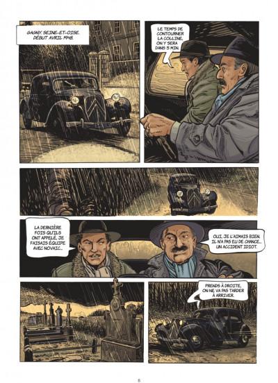 Page 1 La chute d'un ange