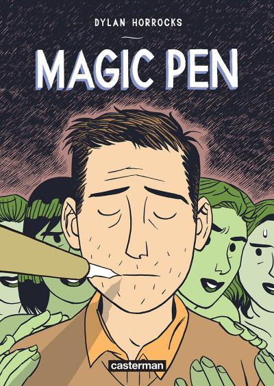 Couverture Magic Pen