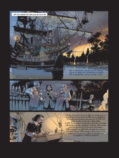 Page 1 Le sang des lâches tome 1 - la vengeance de Yama