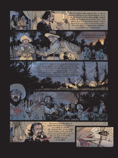 Page 2 Le sang des lâches tome 1 - la vengeance de Yama