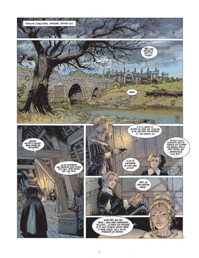Page 4 Le sang des lâches tome 1 - la vengeance de Yama