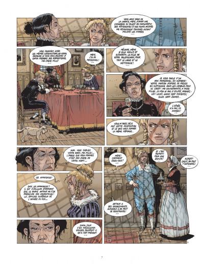 Page 5 Le sang des lâches tome 1 - la vengeance de Yama