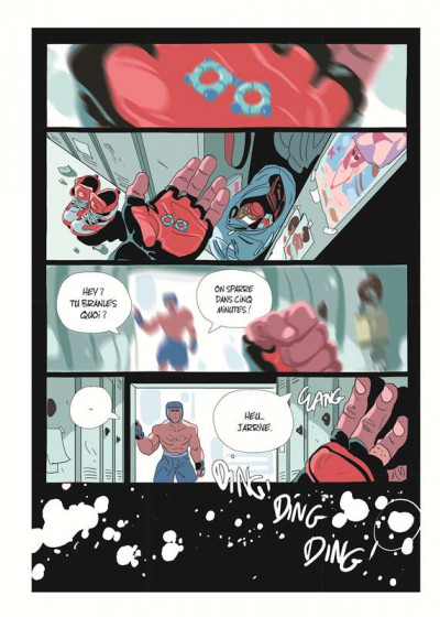 Page 1 Lastman tome 6
