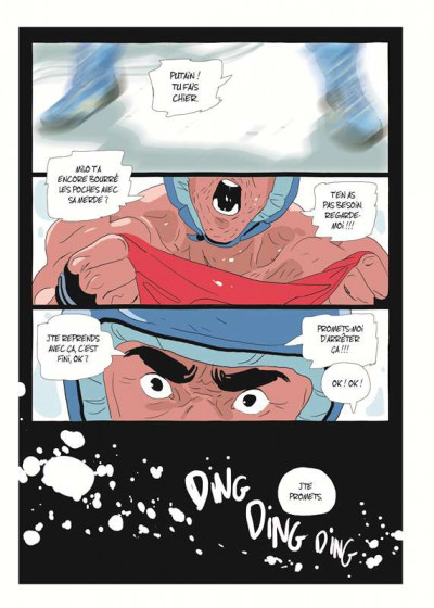 Page 2 Lastman tome 6