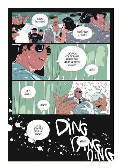 Page 3 Lastman tome 6