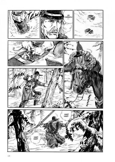 Page 3 Les contrées sauvages tome 1