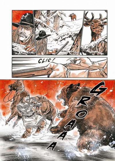 Page 4 Les contrées sauvages tome 1