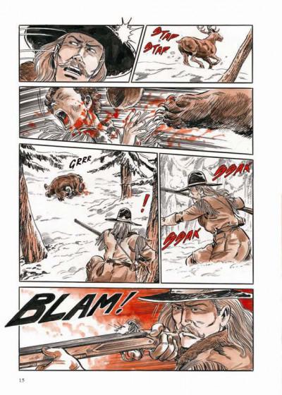 Page 5 Les contrées sauvages tome 1