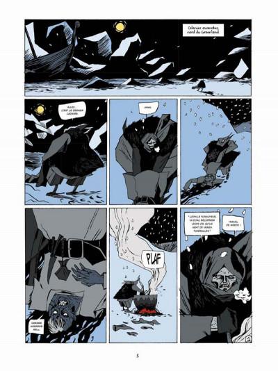 Page 1 Erik le rouge, roi de l'hiver