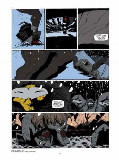 Page 2 Erik le rouge, roi de l'hiver
