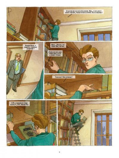 Page 1 Le Triskel volé