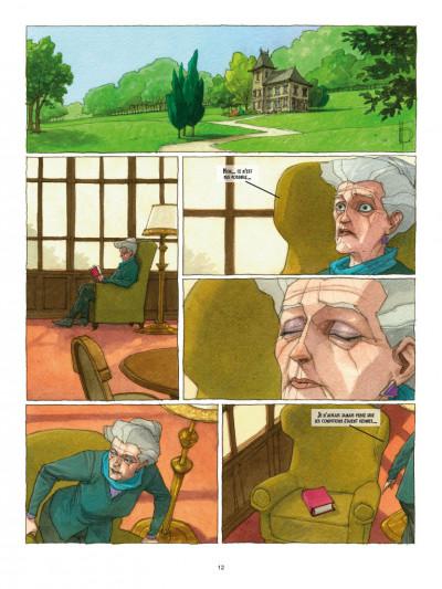 Page 4 Le Triskel volé